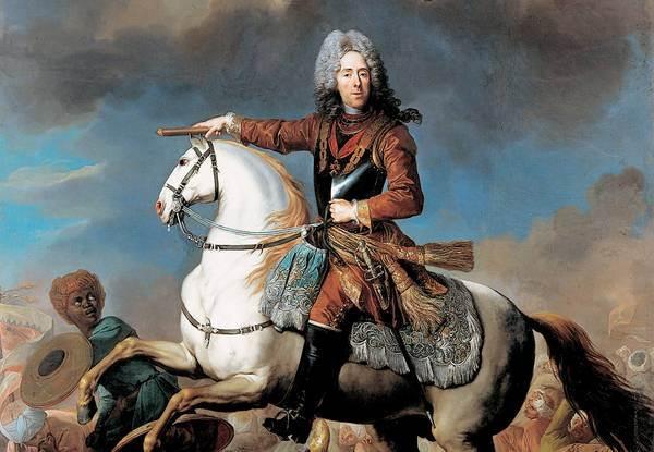 Il Principe Eugenio di Savoia, quando la storia non può essere cambiata